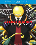 Assassination Classroom Blu-ray/DVD Combo Season 1 Part 2