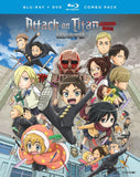 Attack on TItan Junior High Blu-ray/DVD Combo Complete Collection