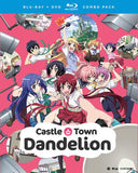 Castle Town Dandelion Blu-ray/DVD Combo Complete Collection
