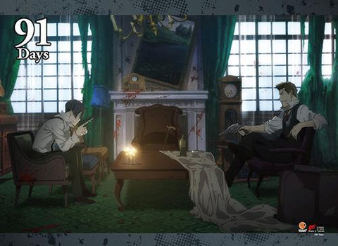 91 Days: Key Art Room Wall Scroll
