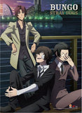 Bungo Stray Dogs: Dazai Group River Wall Scroll