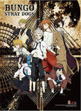 Bungo Stray Dogs: Key Art Wall Scroll
