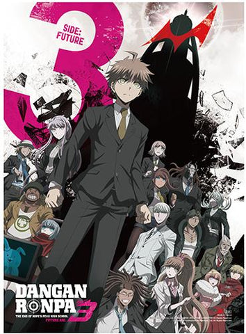 Danganronpa 3: Future Wall Scroll