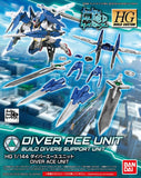 Gundam: Diver Ace Unit HG Model Option Pack