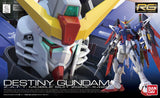 Gundam: Destiny Gundam RG Model