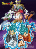 Dragon Ball Super: Battle of the Gods Wall Scroll
