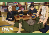 Yuri!!! on Ice: Group Restaurant Wall Scroll