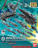 Gundam: Binder Gun HG Model Option Pack