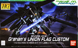 Gundam: Graham's Union Flag Custom HG Model