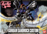 Gundam: Sandrock Custom HG Model