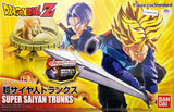 Dragon Ball Z: Super Saiyan Trunks Figure-Rise Standard Model