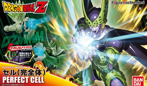 Dragon Ball Z: Figure-Rise Standard Perfect Cell