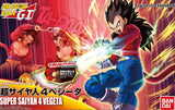Dragon Ball GT: Figure-Rise Standard Super Saiyan 4 Vegeta