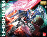 Gundam: Gundam 00 + 00 Raiser MG Model