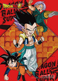 Dragon Ball Super: Gotenks Wall Scroll