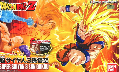 Dragon Ball Z: Figure-Rise Standard SS3 Goku