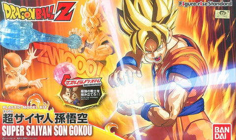 Dragon Ball Z: Figure-Rise Standard SS Son Soku