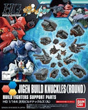 Gundam: Jigen Build Knuckles (Round) HG Model Option Pack