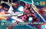 Gundam: Impulse Gundam Lancier HG Model