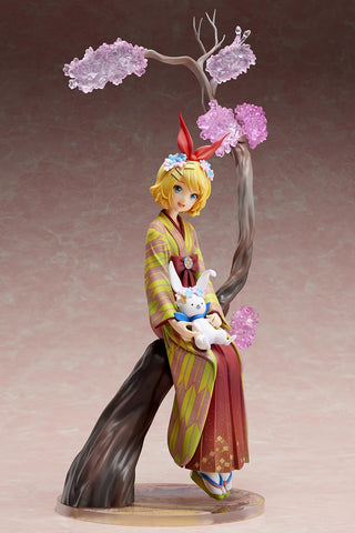 Vocaloid: Rin Hanairogoromo 1/8 Scale Figure