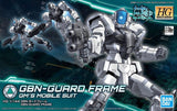 Gundam: GBN - Guard Frame HG Model