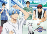 Kuroko's Basketball: Group Water Fountain Wall Scroll