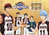 Kuroko's Basketball: Group Court Wall Scroll