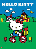 Hello Kitty: Classic Hello Kitty Wall Scroll