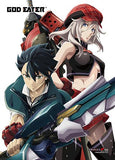 God Eater: Arisa & Lenka Wall Scroll