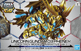 Gundam: Unicorn Gundam 03 Phenex (Destroy Mode) (Narrative Ver.) SDCS Model