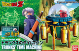 Dragon Ball Z: Figure-Rise Mechanics Trunk's Time Machine