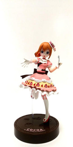 Is the Order a Rabbit: Cocoa Halloween Style Figurine