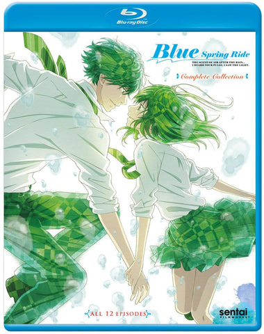 Blue Spring Ride Complete Series Blu-Ray