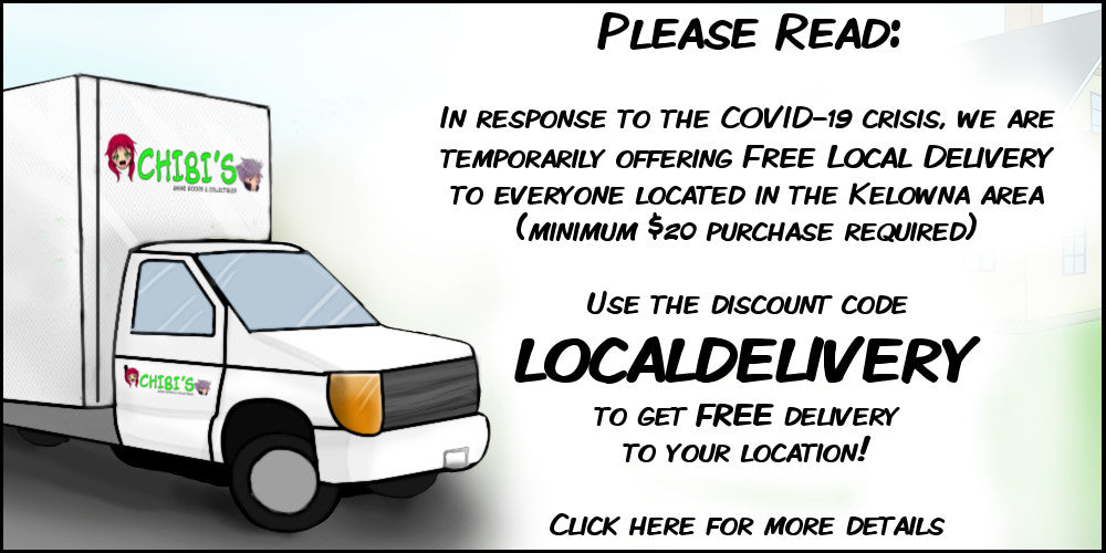 Free Local Delivery Information
