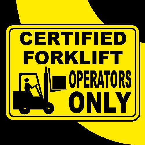 Forklift training program helps promote safety and efficiency