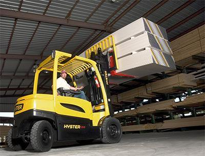 Top 20 Lift Truck Suppliers 2016