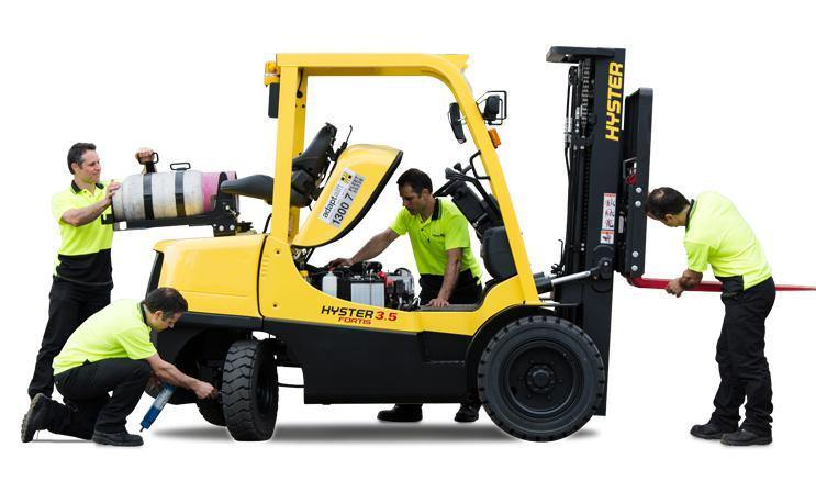 Lift Truck Tips: Maintain the Lift Truck Fleet, Sustain the Business