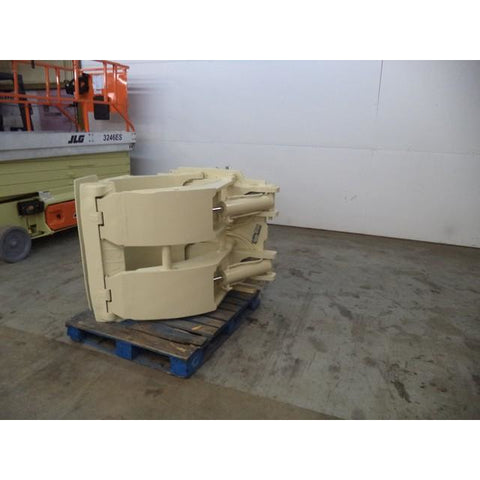 "2010 CASCADE 90F-RCP-01C 10""-60' PAPER ROLL CLAMP STOCK # BF935629-59-BUF - united-lift-equipment"