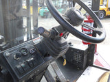 "2007 Taylor TB250M 25000 LB CAPACITY ROUGH TERRAIN DIESEL FORKLIFT 157/180"" 2 STAGE MAST SIDE SHIFTER & FORK POSITIONER STOCK # BF9495329-DIENC - United Lift Used & New Forklift Telehandler Scissor Lift Boomlift"