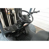 2011 TOYOTA 8FDU25 5000 LB DIESEL FORKLIFT PNEUMATIC 84/189 3 STAGE MAST SIDE SHIFTER 1726 HOURS STOCK # BF474447-DPA