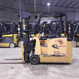 2011 DREXEL SLT30AC 3000 LB 36 VOLT ELECTRIC FORKLIFT CUSHION 88/205 3 STAGE UNIQUE SWING MAST STOCK # BF9246689-399-BUF
