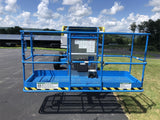 2019 GENIE S40 TELESCOPIC BOOM LIFT AERIAL LIFT 40' REACH DIESEL 4WD 6 HOURS STOCK # BF9442279-ISNY