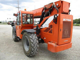 2014 SKYTRAK 10042 10000 LB DIESEL TELESCOPIC FORKLIFT TELEHANDLER 4WD ENCLOSED CAB 2786 HOURS STOCK # BF9891139-CEIL