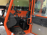 2012 JLG G10-55A 12000 LB DIESEL TELESCOPIC FORKLIFT TELEHANDLER PNEUMATIC 4WD ENCLOSED CAB 3772 HOURS STOCK # BF9792399-BATNY