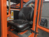 2012 LULL 1044C-54 10000 LB DIESEL TELESCOPIC FORKLIFT TELEHANDLER PNEUMATIC ENCLOSED CAB 4WD 4279 HOURS STOCK # BF9720179-BATNY - United Lift Used & New Forklift Telehandler Scissor Lift Boomlift