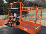 2011 JLG 800S TELESCOPIC BOOM LIFT AERIAL LIFT 80' REACH DIESEL 4WD 2379 HOURS STOCK # BF9001439-ISNY - United Lift Used & New Forklift Telehandler Scissor Lift Boomlift