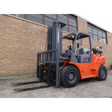2014 COBRA CBR-FG70 15500 LB LP GAS FORKLIFT PNEUMATIC 108/189 3 STAGE MAST BRAND NEW STOCK # BF9451159-599-IN-2S - Buffalo Forklift LLC