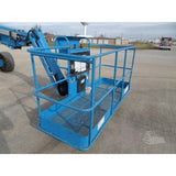 2008 GENIE S65 TELESCOPIC BOOM LIFT AERIAL LIFT 65' REACH DIESEL 4WD 3892 HOURS STOCK # BF970389-FILB
