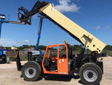 2013 JLG G12-55A 12000 LB DIESEL TELESCOPIC FORKLIFT TELEHANDLER PNEUMATIC 4WD 2630 HOURS STOCK # BF9742369-NLEQ