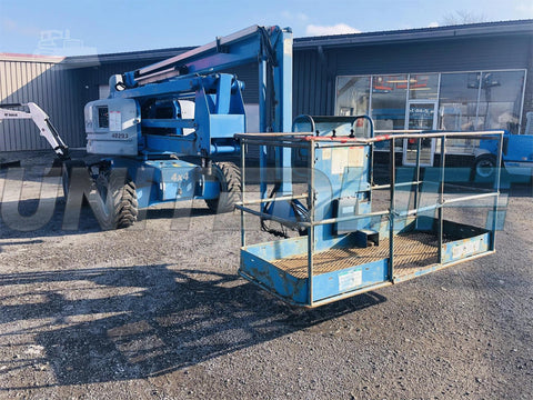 2007 GENIE Z60/34 ARTICULATING BOOM LIFT AERIAL LIFT 60' REACH DIESEL 4201 HOURS STOCK # BF9195279-BATNY